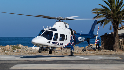 N658AM - Agusta A109E Power - Air Mercy Services
