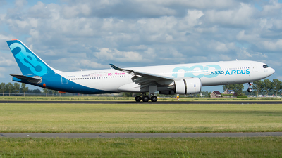 A picture of FWTTN - Airbus A330941 - Airbus - © Ricardo de Vries