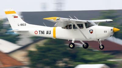 L-1803 - Cessna 182T Skylane - Indonesia - Air Force