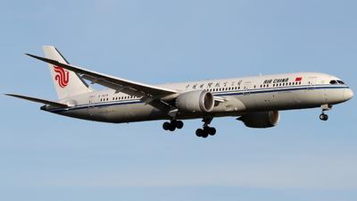 B-7879 - Boeing 787-9 Dreamliner - Air China