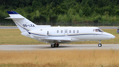 A picture of ODLEA - Hawker 850XP - [258792] - © Chris_N