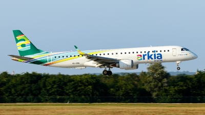 4X-EMA - Embraer 190-200IGW - Arkia Israeli Airlines