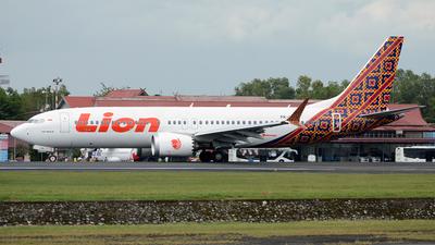 PK-LQL - Boeing 737-8 MAX - Lion Air