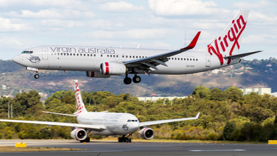 VH-YFP - Boeing 737-8FE - Virgin Australia Airlines