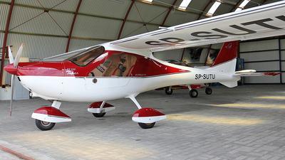 SP-SUTU - Ekolot KR-030 Topaz - Private