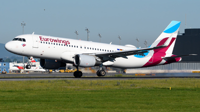 A picture of DAEWN - Airbus A320214 - Eurowings - © Chris Jilli
