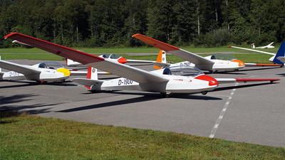 D-1900 - Schleicher ASK-13 - Deutsche Alpensegelflugschule Unterwössen