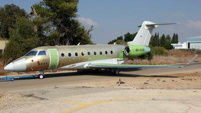 4X-CVG - Gulfstream G280 - Israel Aerospace Industries (IAI)