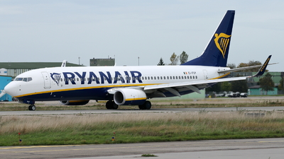 EI-FOY - Boeing 737-8AS - Ryanair