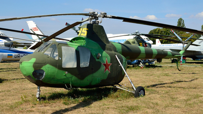35 - Mil Mi-1 Hare - Russia - Air Force