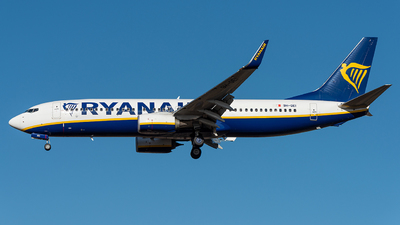 9H-QEI - Boeing 737-8AS - Ryanair (Malta Air)