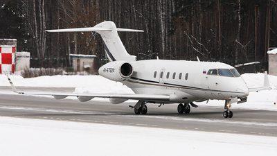 RA-67224 - Bombardier BD-100-1A10 Challenger 300 - Private