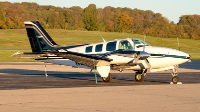 N8UR - Beechcraft 58 Baron - Private