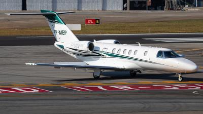 A picture of PPMEP - Cessna 525C CitationJet CJ4 - [525C0059] - © fachetti_spotter