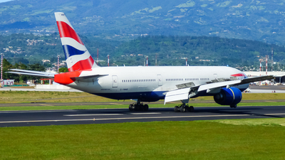 G-YMMR - Boeing 777-236(ER) - British Airways