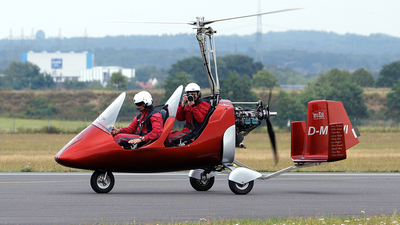 D-MGWI - Autogyro Europe MT-03 Eagle - Private
