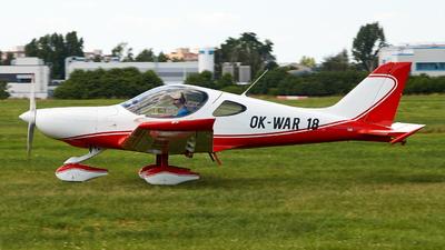 A picture of OKWAR18 - BRM Aero Bristell ELSA - [] - © JakkoFly