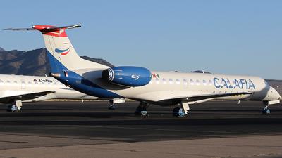 N840MJ - Embraer ERJ-145LR - Calafia Airlines