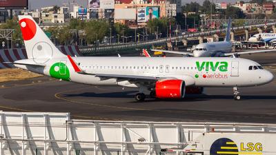 XA-VIU - Airbus A320-271N - VivaAerobus