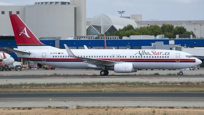 A picture of EIFFK - Boeing 73781Q - [29051] - © Xisco Bestard