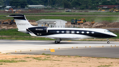 A picture of N648GA - Gulfstream G650 - [6148] - © Toanla_SFAP