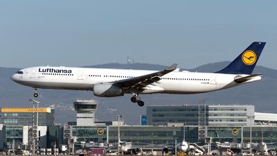 A picture of DAIKK - Airbus A330343 - Lufthansa - © Sebastian Thiel