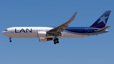 CC-CXI - Boeing 767-316(ER) - LAN Airlines