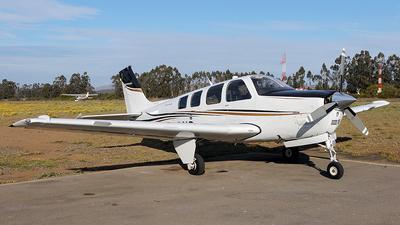 CC-ANC - Beechcraft G36 Bonanza - Private