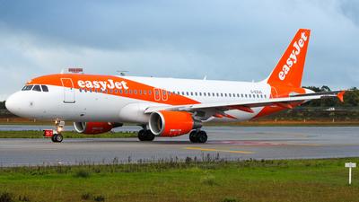 G-EZUG - Airbus A320-214 - easyJet