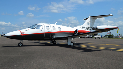 N550UZ - Eclipse Aviation Eclipse 550 - Private