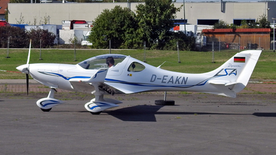 D-EAKN - AeroSpool Dynamic WT9 LSA - Private