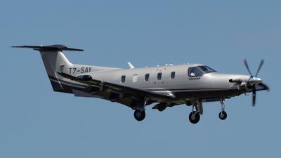 T7-SAY - Pilatus PC-12 NGX - Private