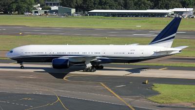 N777UK - Boeing 777-212(ER) - Private