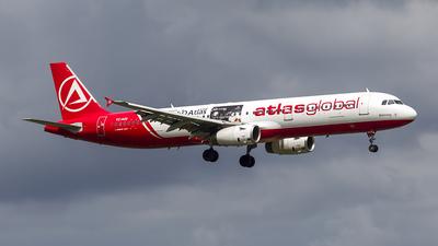 TC-AGI - Airbus A321-231 - AtlasGlobal