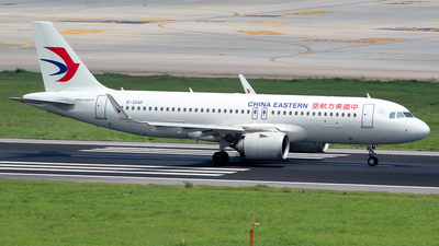 A picture of B304P - Airbus A320251N - China Eastern Airlines - © Wanping Chen