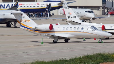 D-ITOR - Cessna 525A CitationJet 2 Plus - Private