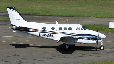 F-HHAM - Beechcraft C90A King Air - Jet Service