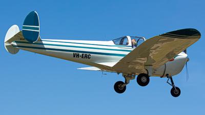 VH-ERC - ERCO Ercoupe 415-D - Private