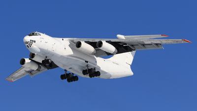 A picture of RA76807 - Ilyushin IL76TD - [1013405176] - © ShipSash