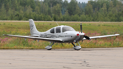 OH-GTS - Cirrus SR22-GTS G3 Turbo - Private