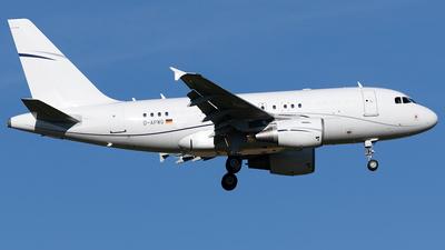 D-APWG - Airbus A318-112(CJ) Elite - K5 Aviation