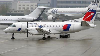 F-GPKG - Saab 340B - Crossair Europe