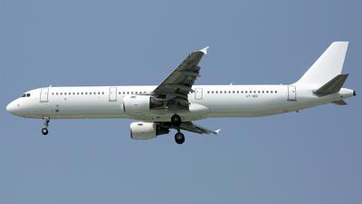 LY-VEC - Airbus A321-211 - Avion Express