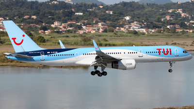 A picture of GBYAW - Boeing 757204 - [27234] - © Robert Noel