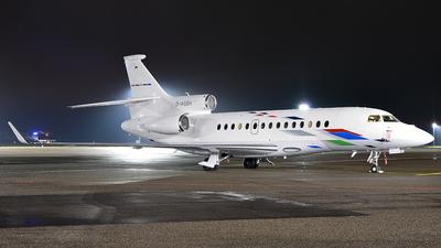 D-AGBH - Dassault Falcon 7X - VW Air Services