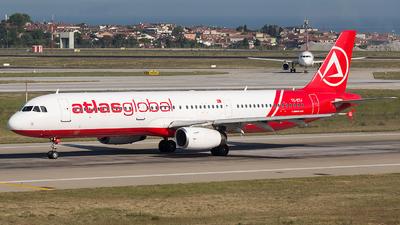 TC-ETJ - Airbus A321-231 - AtlasGlobal