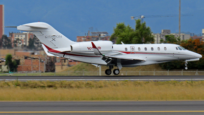 N156VP - Cessna 750 Citation X - Private
