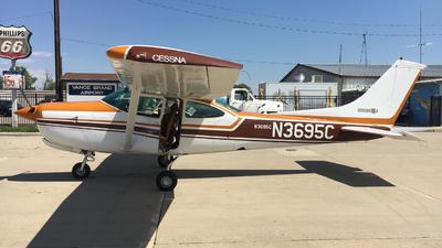 A picture of N3695C - Cessna R182 Skylane RG - [R18200312] - © Alex Green