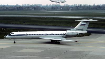 RA-65916 - Tupolev Tu-134A-3 - Rossiya - Special Flight Squadron