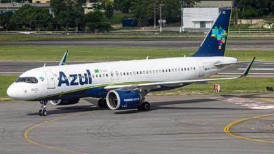 A picture of PRYYC - Airbus A320251N - Azul Linhas Aereas - © Eduardo Salesp
